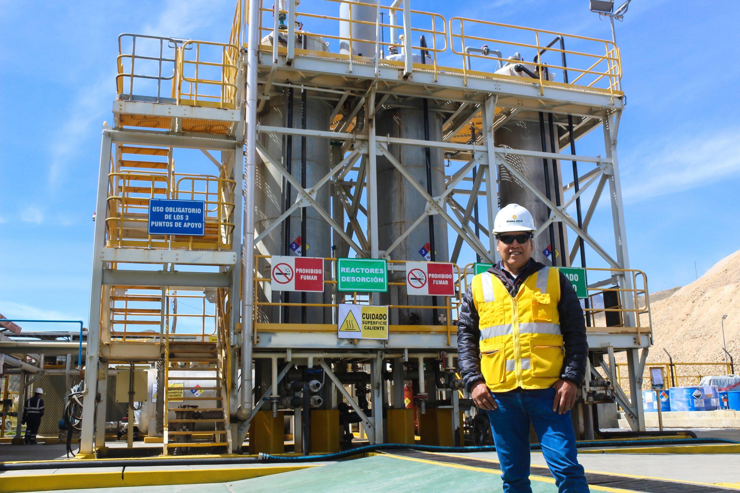 Summa Gold: la nueva mina de oro del Perú